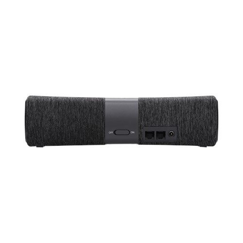 Asus Lyra Voice All-In-One Smart Voice Router – AC2200 Tri-Band Mesh WiFi Router and Bluetooth speaker with AiMesh support and Amazon Alexa Built-in, AiProtection Pro network security powered by Trend Micro, Two 8W Stereo Speakers