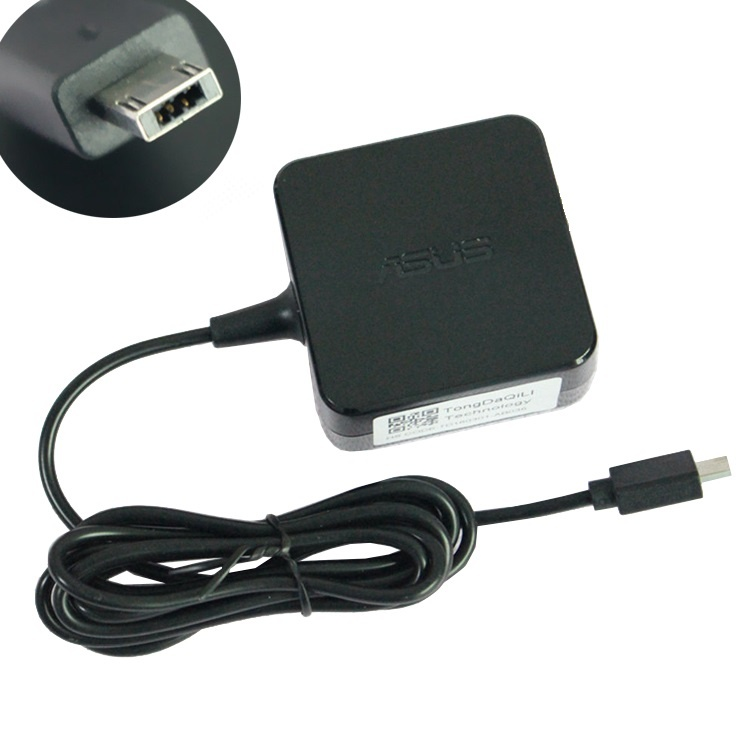 Asus Adapter 33W 19V 1.75A / ADAPTER 33W19V 2P (M-PLUG)