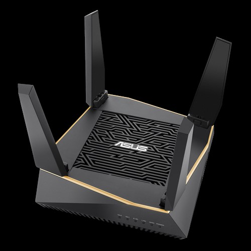 Asus RT-AX92U AX6100 Tri-band WiFi 6 (802.11ax) Router – supporting AiProtection Pro