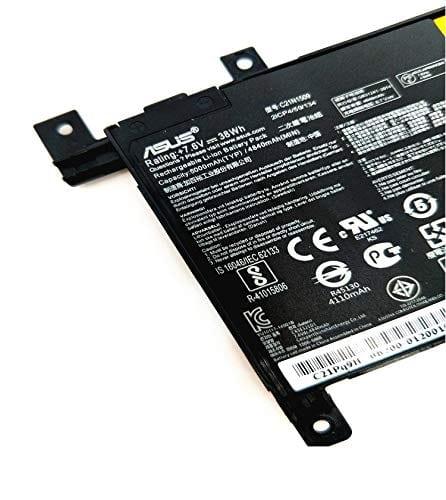 Asus Laptop Battery C21N1509 battery for A556U K556U X556U X556UA X556UJ X556UV R558UF