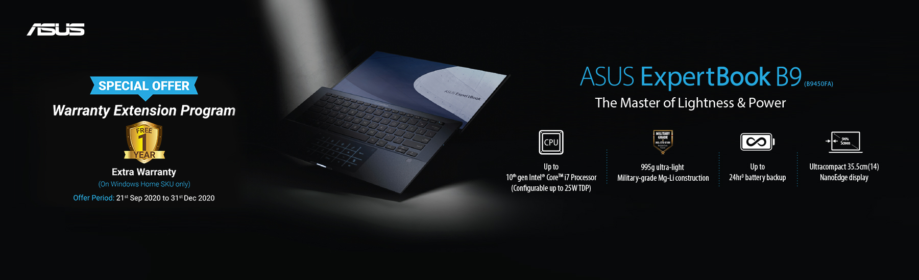 Asus Diwali Cracker Offer